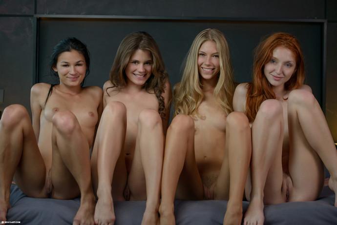 фото и видео молодых голых девушек