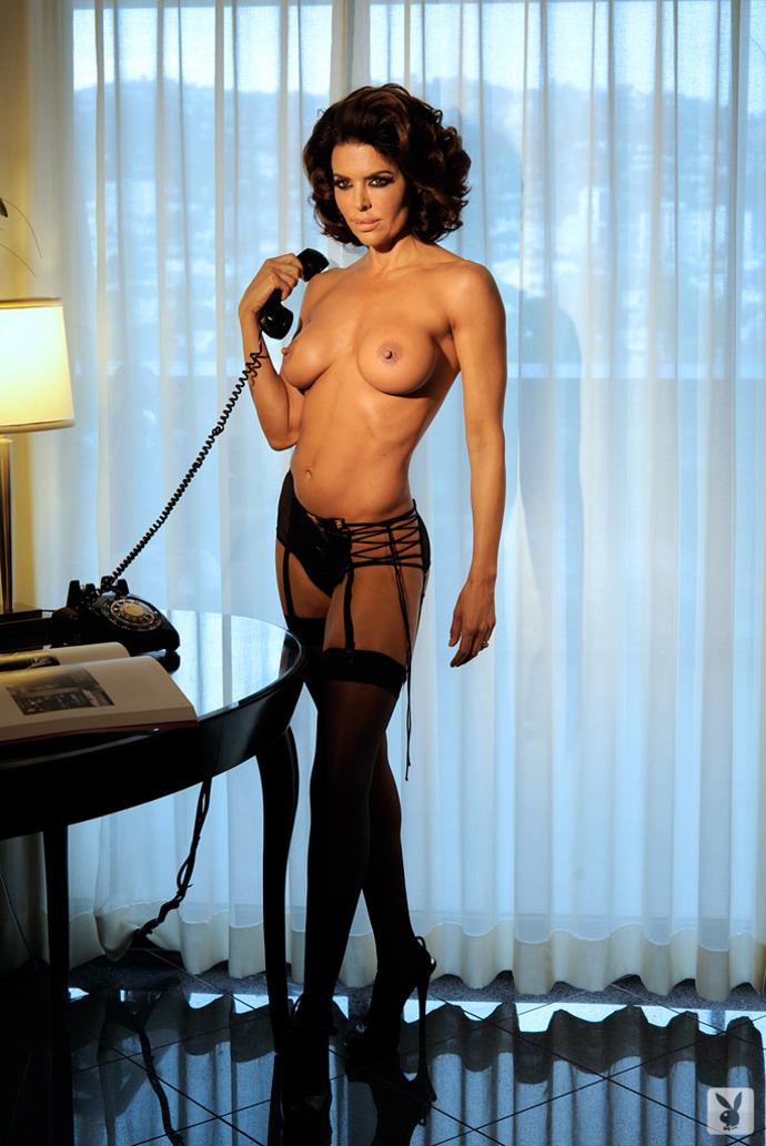 Lisa rinna dans playboy sexy fucking